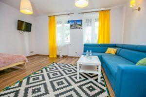 Checiny Noclegi - Apartament na Rynku w w Checinach - www.na-krzywej.pl/apartament-na-rynku-w-checinach